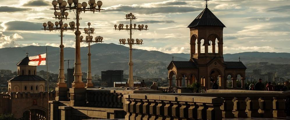 Паломнический тур по Грузии