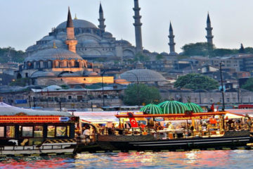 Мозаика Стамбула