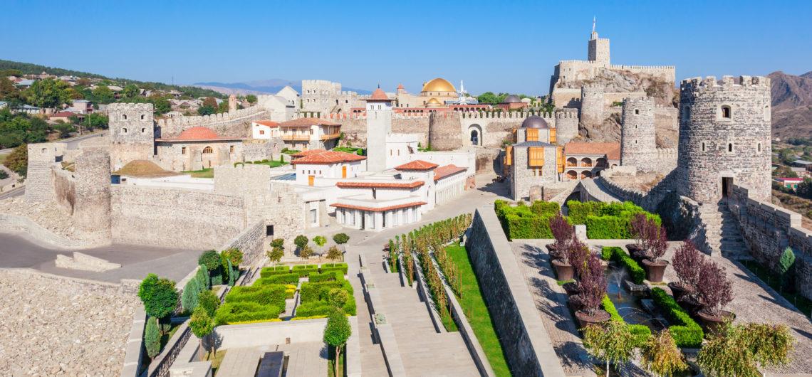 Достопримечательность Грузии: крепость Рабат в Ахалцихе