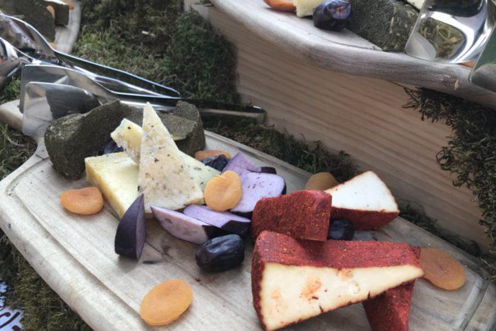 Коллекция грузинских сыров