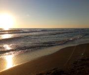Магнитный пляж, Уреки, Грузия